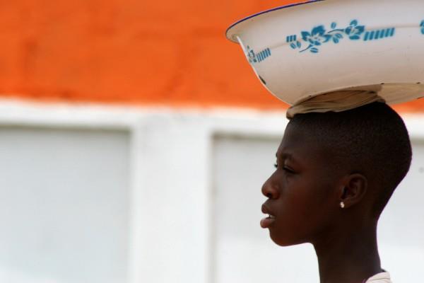 Girl-with bucket