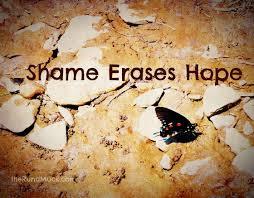 shame erases hope